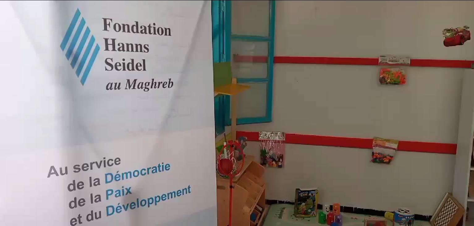 L'inauguration de la classe préparatoire de l'école de Chwachine