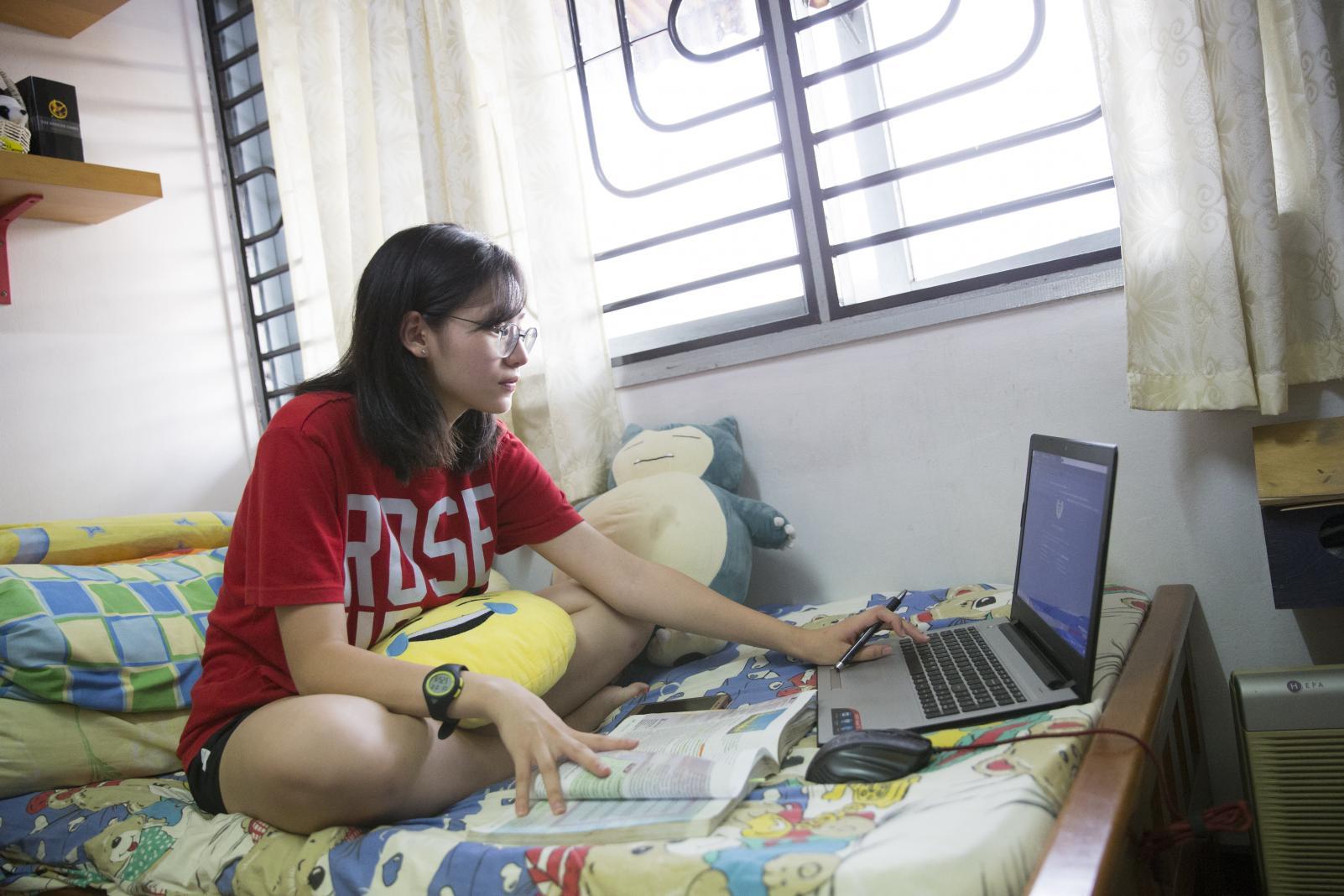 Comment les adolescents peuvent préserver leur santé mentale pendant l'épidémie de coronavirus