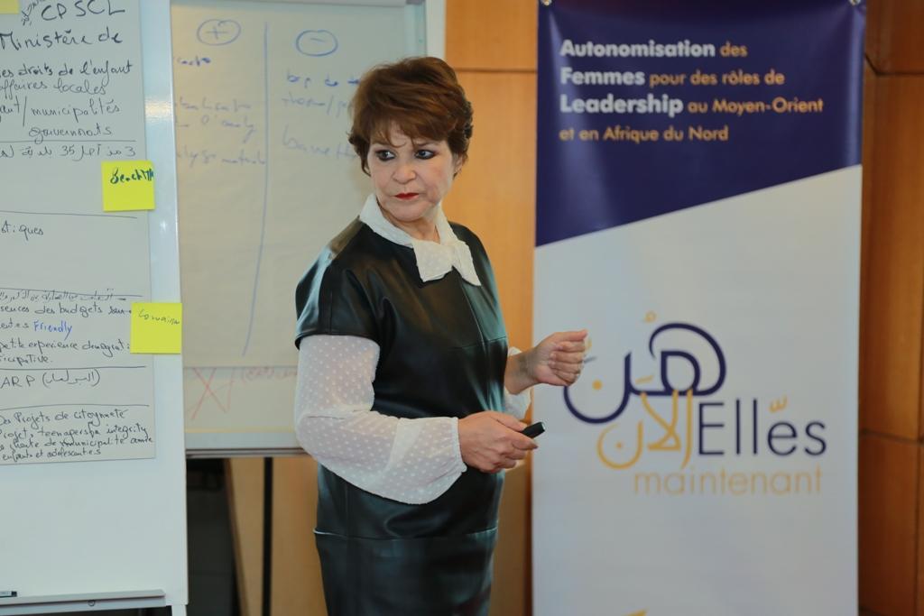 Une formation sur la planification stratégique et l'élaboration d'un plan d'action en faveur de l'association ADO+