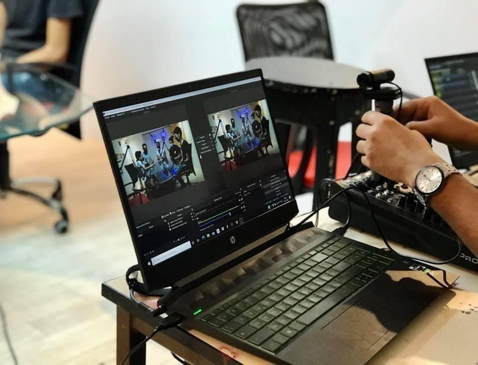 دورة صحافة المواطنة وتقنيات التحرير الصحفي