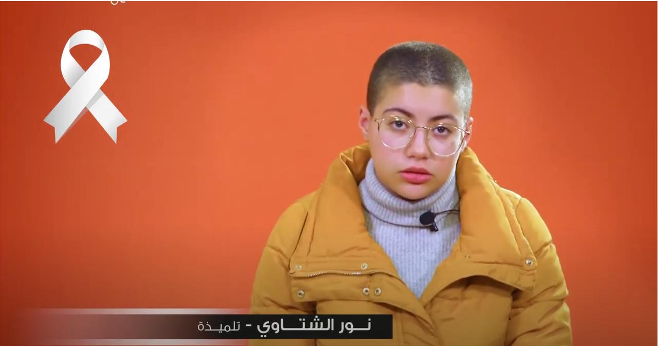 Des adolescents et des adolescentes parlent de la violence sexiste (VIDEO)