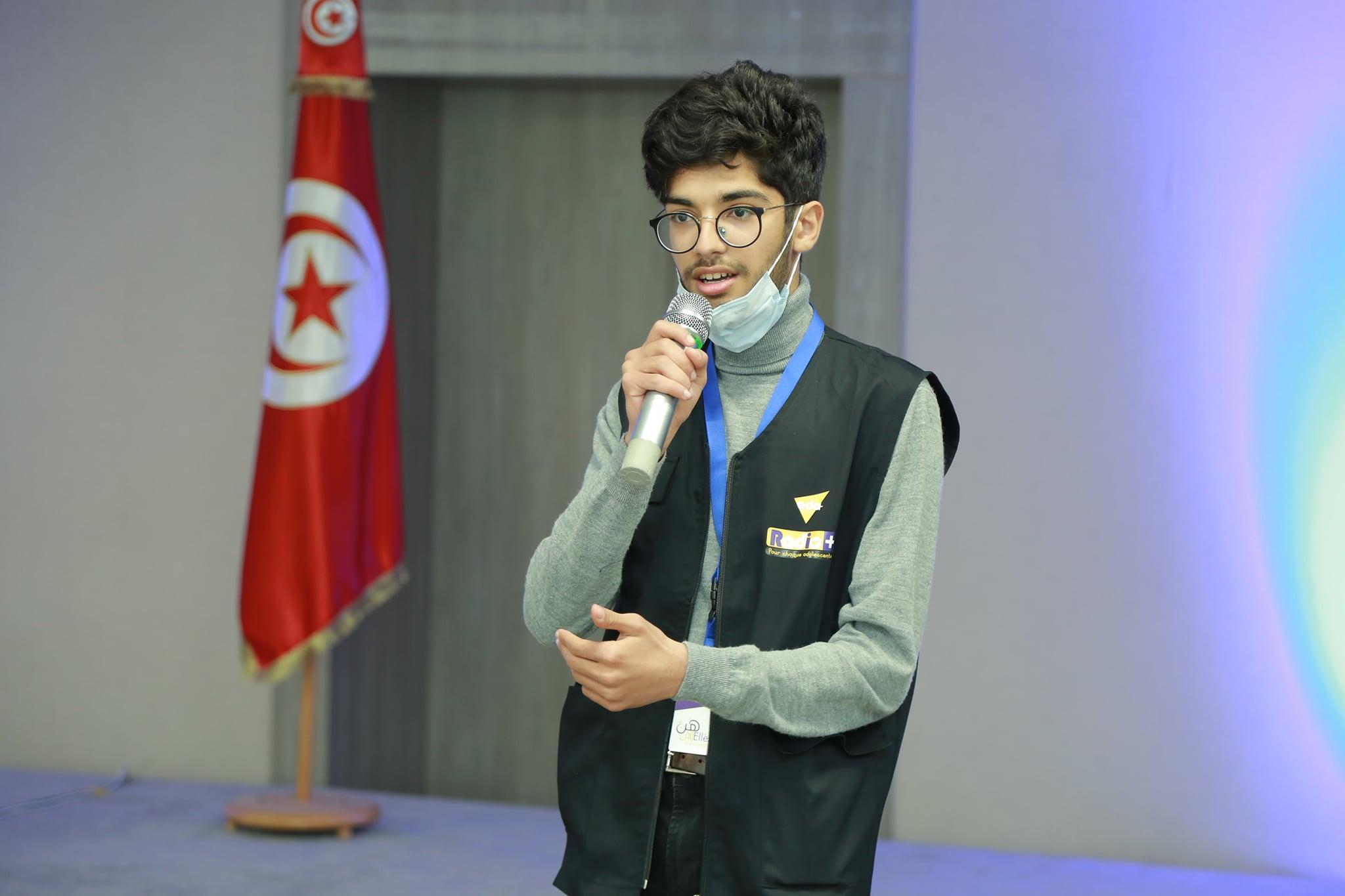 """تجربة خاصة : أحمد بوغندة : """"كنت أتمنى تطبيق جيد للبروتوكول الصحي داخل المعهد خلال السنة الدراسية الفارطة"""""""
