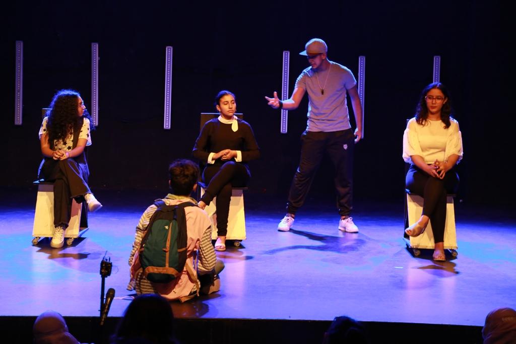 """""""La mission المهمة"""", nouvelle pièce de théâtre réalisée par les adolescent.e.s de ADO+"""