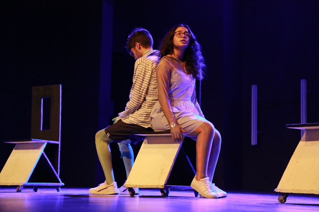 """""""المهمة La mission"""" مسرحية جديدة من إعداد يافعي ويافعات جمعية اليافع(ة)"""